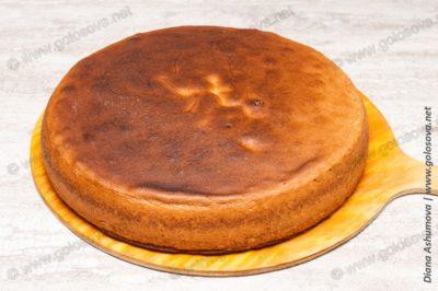 корж бисквита для Кудряша
