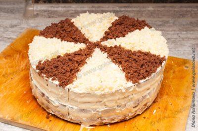 торт махровый кудряш