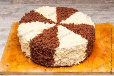 рецепт кудряша торт
