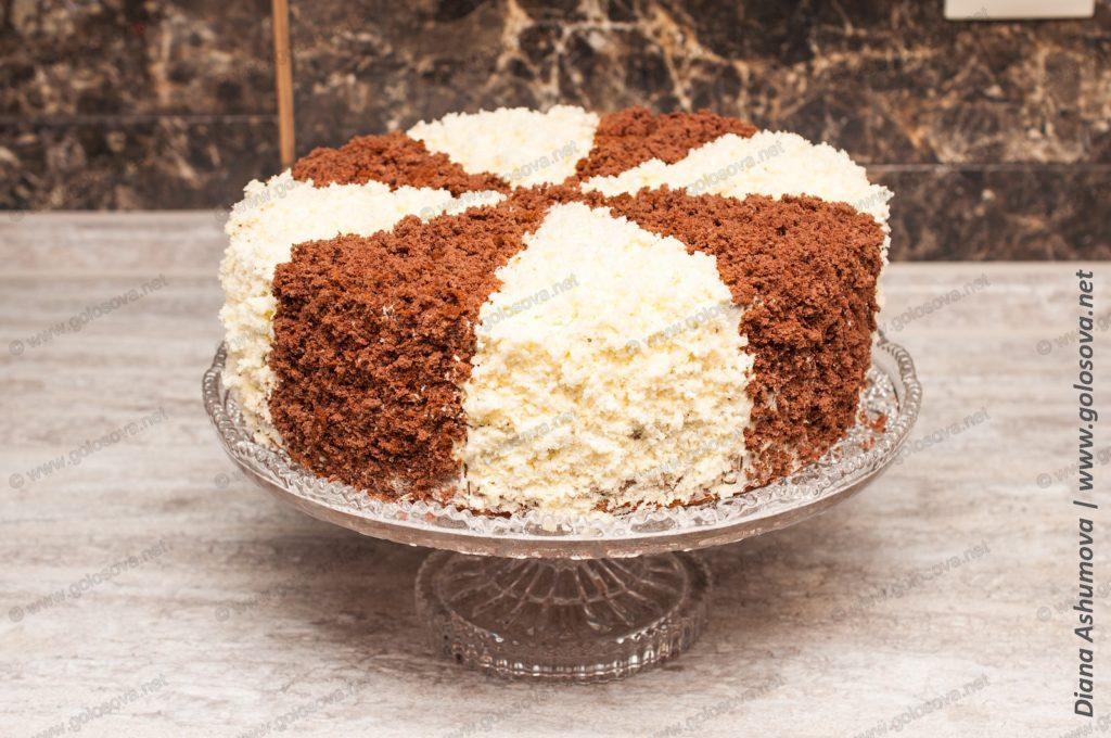 торт Кудряш