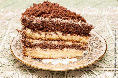 рецепт торта Махровый