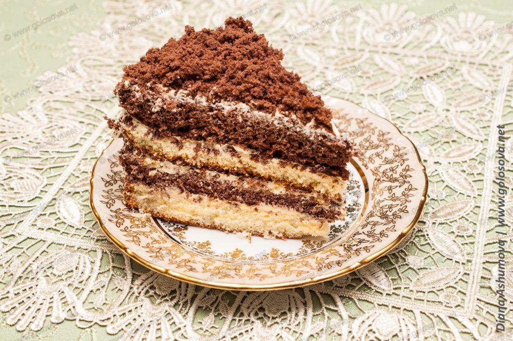 махровый торт