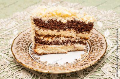 торт Кудряш рецепт из Баку