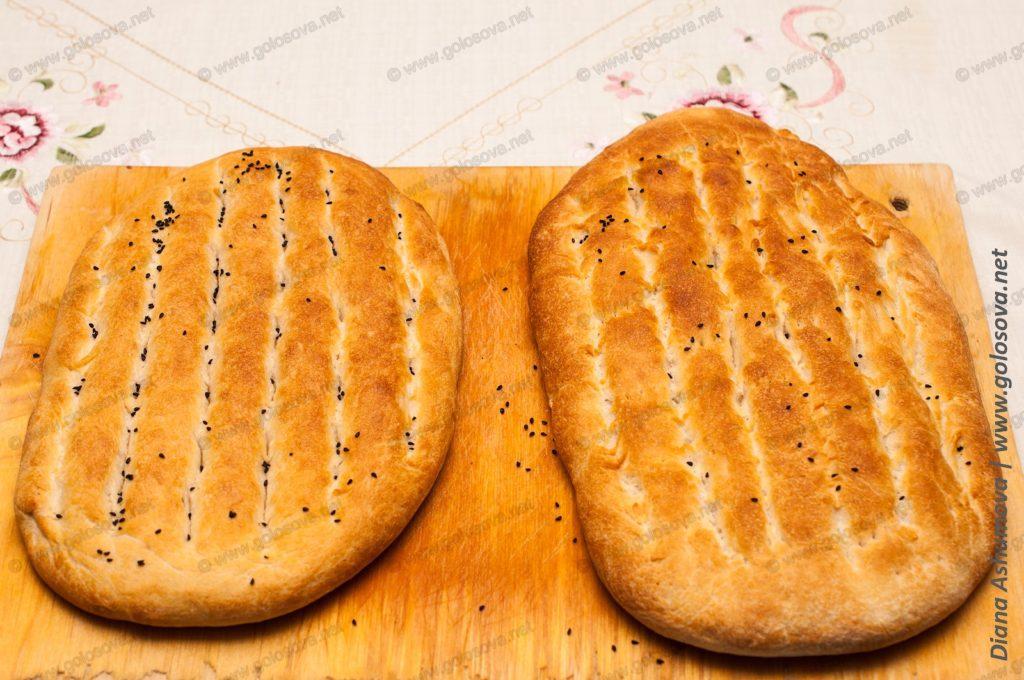 хлеб чурек
